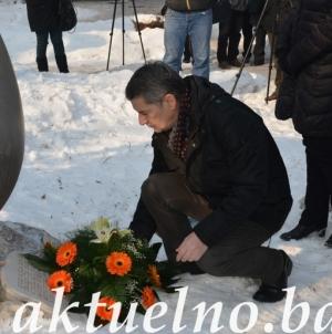 Obilježavanje 27. januara Međunarodnog dana sjećanja na žrtve Holokausta
