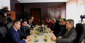 Delegacija Vlade Tuzlanskog kantona posjetila Općinu Lukavac