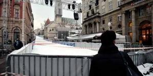 Snježna kraljica: Legende skijanja danas u centru Zagreba!