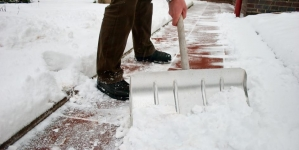 Obavještenje o obavezi čišćenja snijega VIDEO