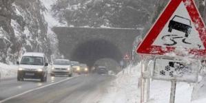 U većem dijelu zemlje otežan saobraćaj zbog snijega