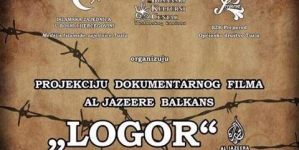 "Projekcija dokumentarnog filma ""Logor"""
