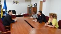 Prijem za šefa Ureda Misije OSCE-a u Tuzli