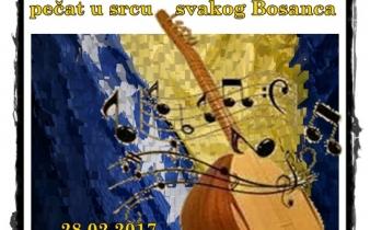 """Najava koncerta BKC Tuzla: """"Sevdalinka – pečat u srcu svakog Bosanca"""""""