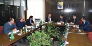 """Delegacija Vlade TK posjetila RMU """"Đurđevik"""""""