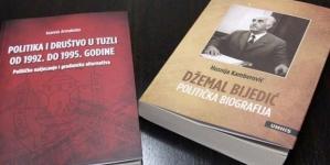 Objavljeno drugo izdanje biografije Džemala Bijedića i knjiga o Tuzli 1992-1995.