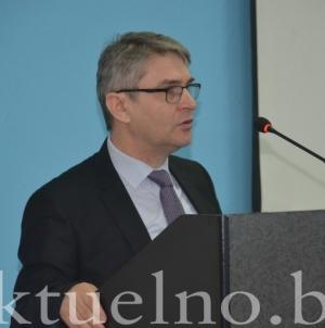 Federalni ministar za pitanja boraca Salko Bukvarević: Javnost mora znati ko, šta i na osnovu čega prima