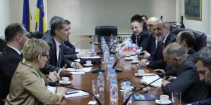 Gradonačelnik Tuzle sa glavnim savjetnicima predsjednika Republike Turske