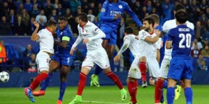 Nogometaši Juventusa i Leicester Cityja u četvrtfinalu Lige prvaka