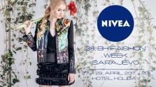 Tuzlanska dizajnerica ponovo se predstavlja na 38.NIVEA BH Fashion Week Sarajevo