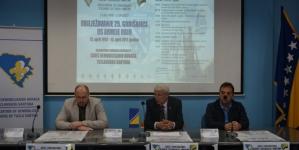 Program obilježavanja 25.godišnjice formiranja Armije R BiH u Tuzlanskom kantonu (VIDEO)