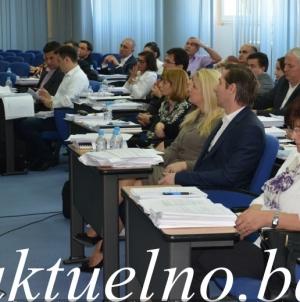 Budžet Grada Tuzla bogatiji za oko 7 miliona maraka,većina sredstava za projekte komunalne infrastrukture