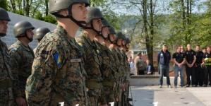 U bazi Oružanih snaga BiHu Dubravama obilježena 27.godišnjice formiranja Armije Republike Bosne i Hercegovine