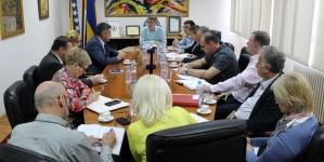Održan sastanak sa predstavnicima Regulatorne agencije za komunikacije (RAK)