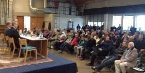 Ramiz Salkić razgovarao sa građanima BiH u Švedskoj