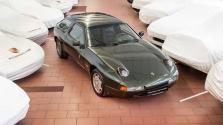 Jedan jedini primerak Porschea 928-4 Shooting Brake danas se čuva u Poršeovom muzeju