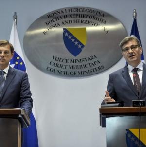 Vratili 30 miliona eura devizne štednje: Zvizdić cijeni angažman Slovenije