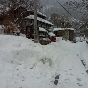 Kladanj: Snijeg viši od 60 cm, hoće li biti poplava i klizanja tla