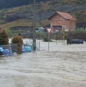 Gračanica: Poplavljeno 20 hektara zemljišta