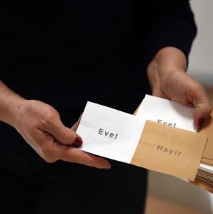 Preliminarni rezultati: Ustavne promjene u Turskoj podržava preko 63 posto birača