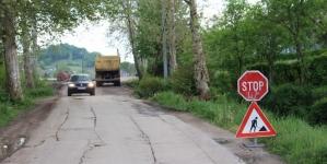 U toku sanacija dijela ceste u naselju Mramor