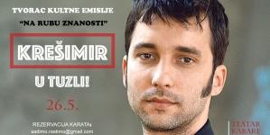 Teatar kabare Tuzla: Veče sa Krešimirom Miškom u Tuzli