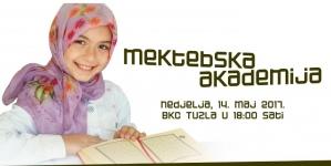 Mektebska akademija 14. maja u BKC-u