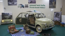 Napoli Motor Show 2017: Staro i novo jedno pored drugog (FOTO)