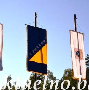 Čestitka SDB TK povodom obilježavanja godišnjice 2. Korpusa Armije Republike Bosne i Hercegovine