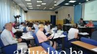 Osma redovna sjednica Grdskog vijeća Tuzla