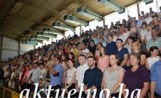Najava/ Svečana akademija: Prijem brucoša u akademsku zajednicu
