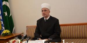 Bajramska čestitka muftije tuzlanskog Vahid ef. Fazlovića (VIDEO)