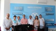 Otvoren Info centar JKP Vodovod i kanalizacija doo Tuzla