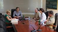 Održan radni sastanak sa članovima LOT tima EUFOR-a