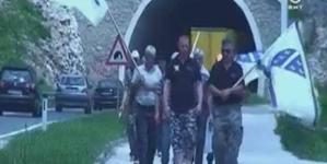 Demobilizirani borci stigli u Sarajevo: Ne odlazimo do ispunjenja zahtijeva!