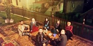 Širimo dobro i prijateljstvo u ramazanu:  Iftar i sehur  Omladinskoga kruga ispred Mejdanske džamije