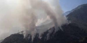 Požar na planini Čvrsnica se širi