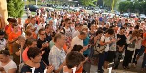 8372 koraka Tuzlaka za Srebreničke žrtve
