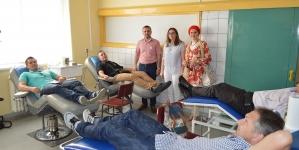 Asocijacija mladih SDA TK organizovala akciju dobrovoljnog darivanja krvi