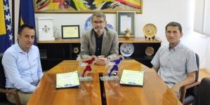 Gradonačelnik upriličio prijem za autora filma San o krugovima