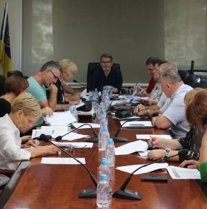 Kolegij gradonačelnika: Informacija o realizaciji projekata putne infrastrukture na području grada Tuzla