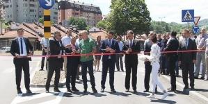Vlada TK: Otvorena obnovljena raskrsnica regionalnih cesta