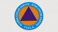 Održana sjednica Gradskog štaba civilne zaštite Tuzla