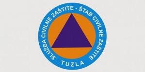 Proglašen prestanak stanja prirodne nesreće na području mjesnih zajednica, Požarnica, Simin Han i dijela mjesne zajednice Gornja Tuzla