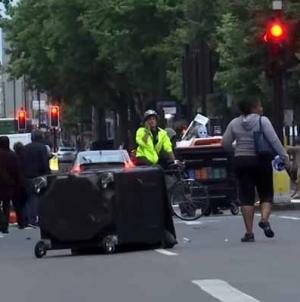London: U protestima uhapšeno nekoliko osoba