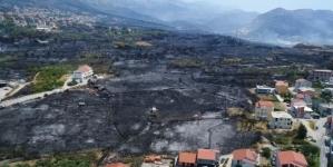 Tužni snimci iz Splita dan nakon požara