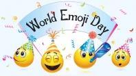 Svijet obilježava Svjetski dan emojija