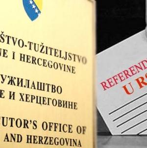 Odbijena optužnica Tužiteljstva BiH u slučaju referenduma u RS-u