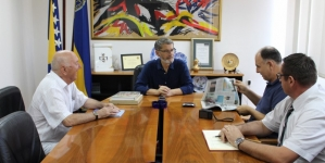 Predstavnici Opštine Gradiška posjetili Grad Tuzlu
