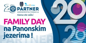 Partner Family day na Panonskim jezerima